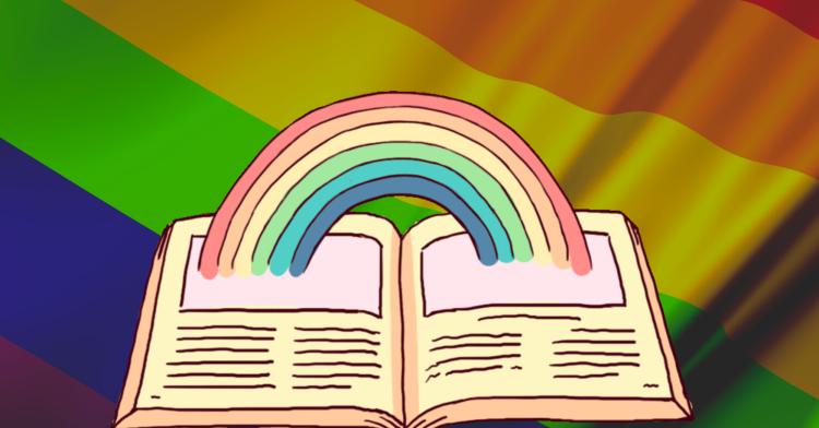LGBTQIA+ Books Cover